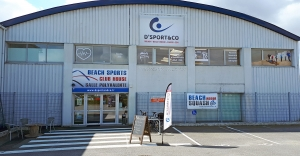 Votre Club D'Sport & Co à Nantes - 5 rue des Pays-Bas