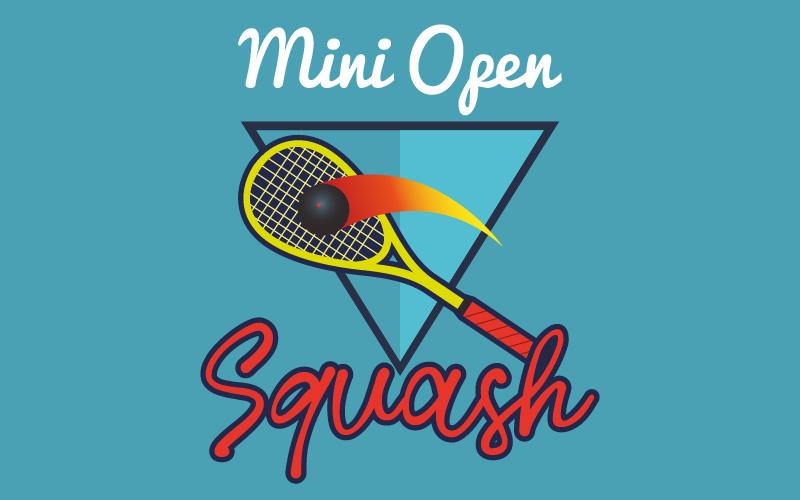 Mini open Squash - votre anniversaire chez D'Sport & Co Nantes