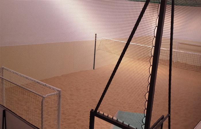 Vue du Beach indoor - D'Sport & Co Nantes