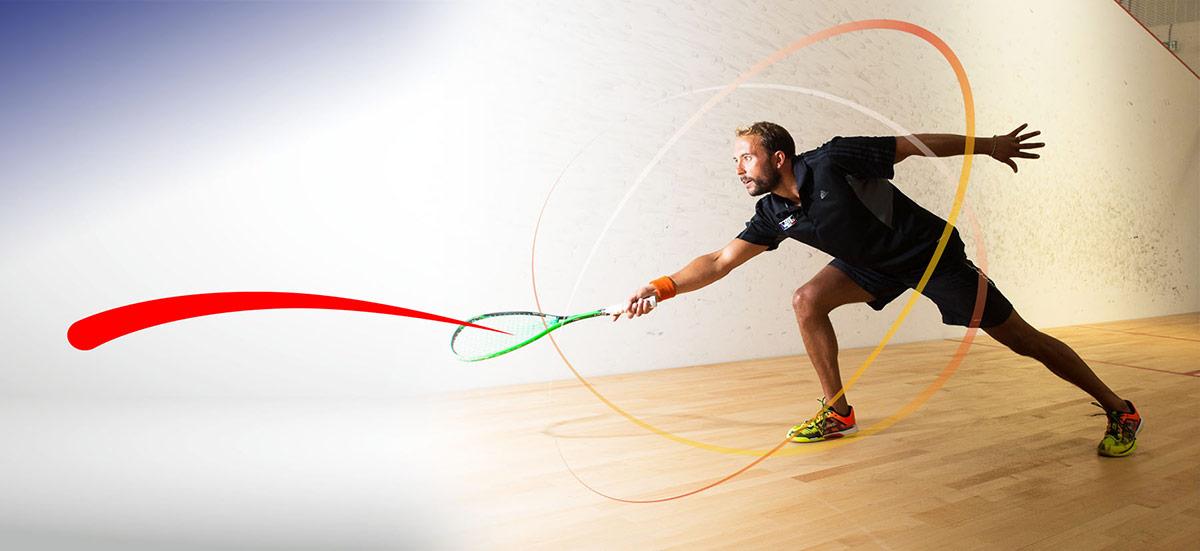 Jouer au Squash chez D'Sports & Co, votre club de sport indoor unique à Nantes