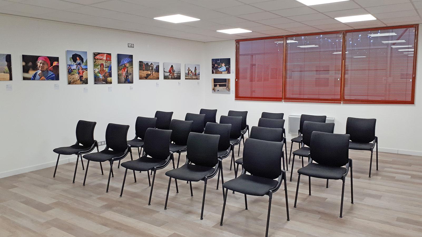 Location d'une salle pour vos réunions chez D'Sport & Co Nantes Est Entreprise