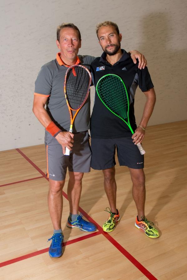Portrait squash ! Nicolas Berthemet s'est prêté au jeu de l'interview concernant sa vie de squasheur - D'Sport & Co votre club de sport, unique à Nantes