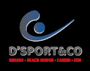 D'Sport & Co votre club de sport Squash - Beach indoor - Cardio - Zen, unique à Nantes.