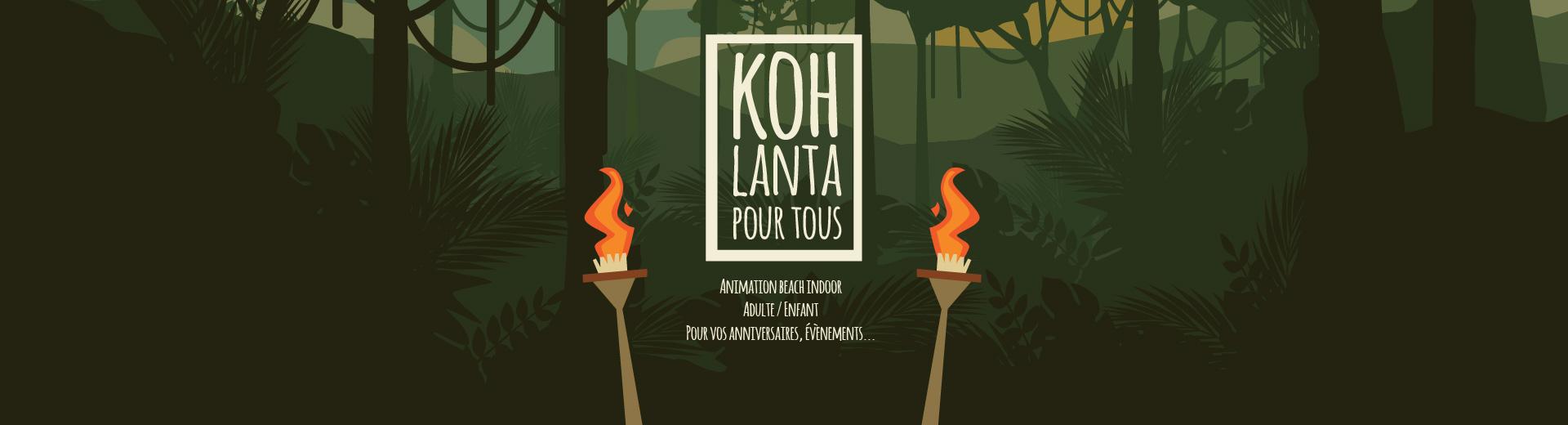 Koh Lanta pour tous chez D'Sport & Co